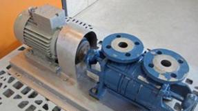 Насосное оборудование и насосы для нефтепродуктов STERLING SIHI, Германия