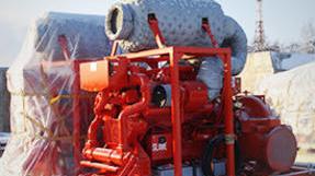 оборудование для пожарных станций