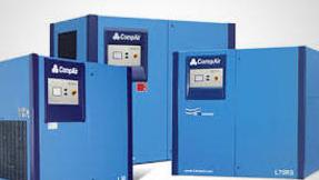 Маслозаполненные компрессоры CompAir L90 – L250