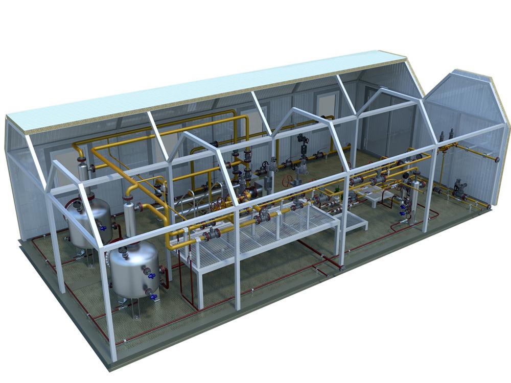 производство блочных станций